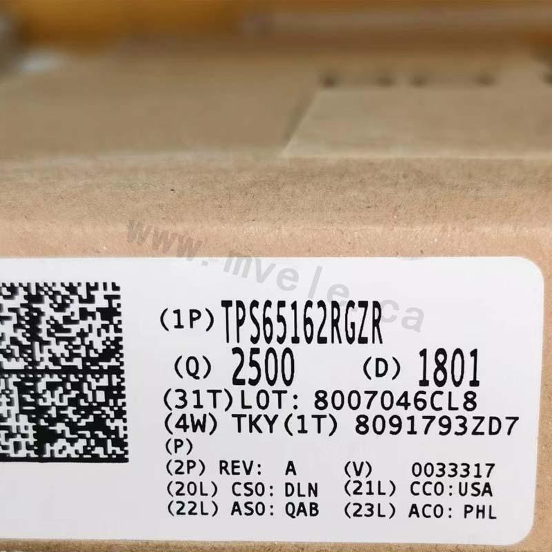 TPS65162RGZR