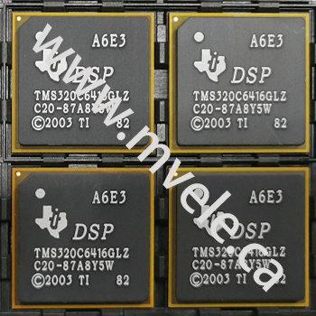TMS320C6416GLZ