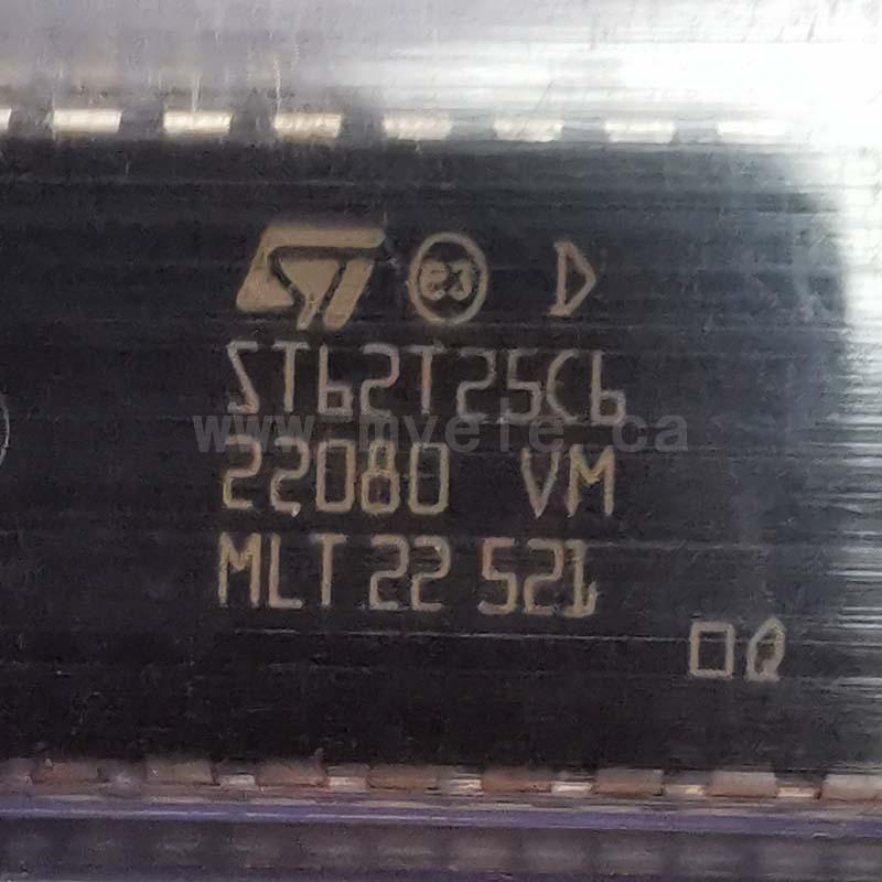 ST62T25C6